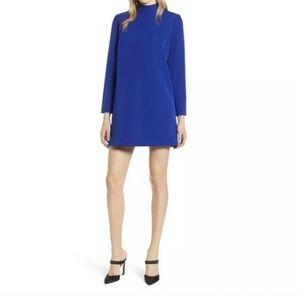 Halogen blue dress